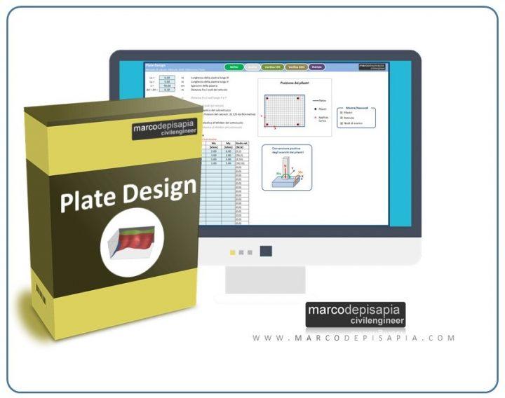 plate design analisi fondazioni a platea
